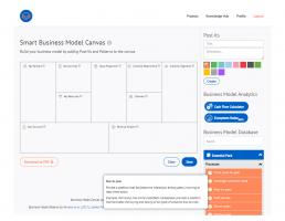 Business model patterns